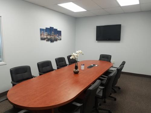 Douglas Realty Pasadena Conference Room